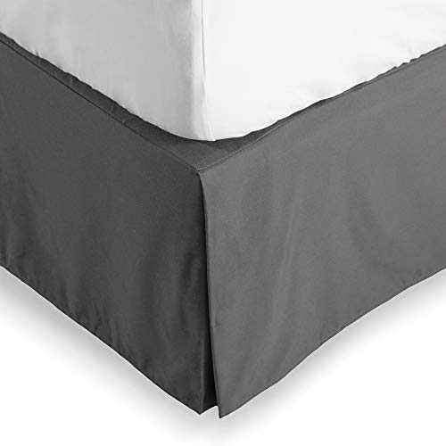 Premium Mikrofaser Bett Rock, Mikrofaser, grau, Twin (Rock Twin Extra Bed Long)