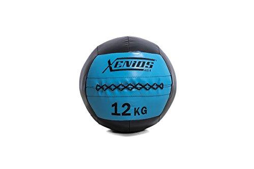 Xenios USA XSBCWBL12 Balón Medicinal - Wall Ball