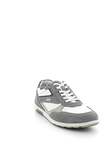 tex Bianco Blanc Co In Lacets Gore Grigio À Igi Chaussures Circondano zq4xw8wXf