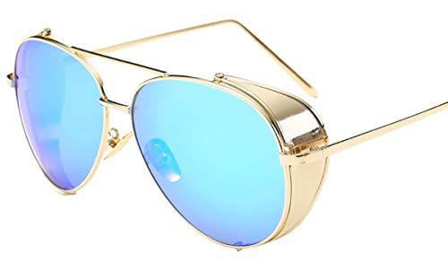 Saino Dekogläser Damen Mädchen Metalllegierung Acetat-Material Katzenauge Outdoor Uv Polarisierte Blendschutz Sonnenbrillen