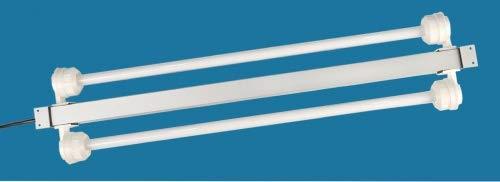 Aqualight T5 Einbauleuchte mit EVG 2x54 Watt