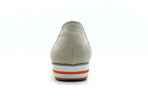 Marco Tozzi - Ballerina - suola a Zeppa pantofola Beige