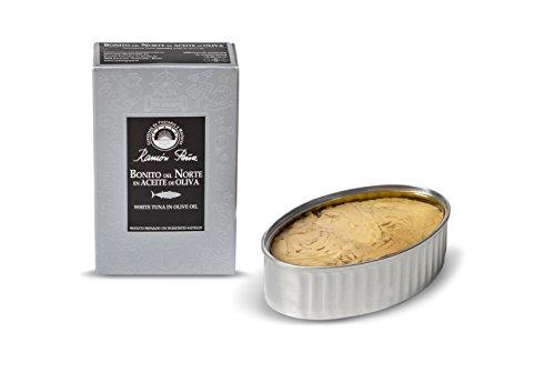 RAMON PEÑA - tonno alalunga ' BONITO' in olio d'oliva OL120 confezione 3 unità