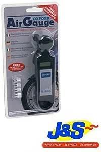 Details about  /Oxford Essential Rider Motorcycle Motorbike Tyre Pressure Digital Gauge