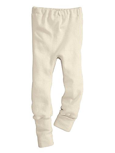 hessnatur Baby Kleinkind Pants Hose lange Unterhose - 70% Bio Merinowolle 30% Seide - unisex