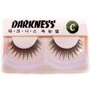 Darkness False Eyelashes C by False Eyelashes C