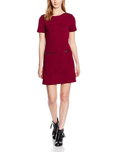 Molly Bracken R819h16, Robe Femme Rouge (Dark Red)