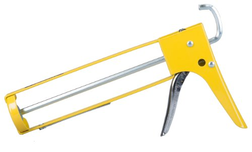 dripless-sh111-contractor-grade-heavy-duty-skeleton-frame-smooth-hex-rod-caulking-gun