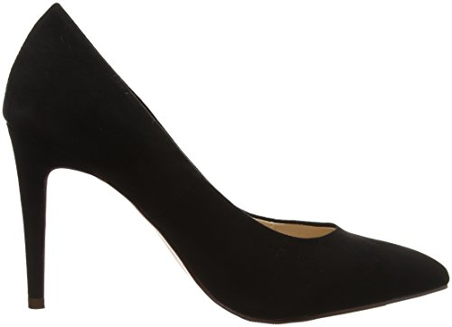 Dorothy Perkins - Black Emily Point Courts, Scarpe col tacco Donna Black (Black)