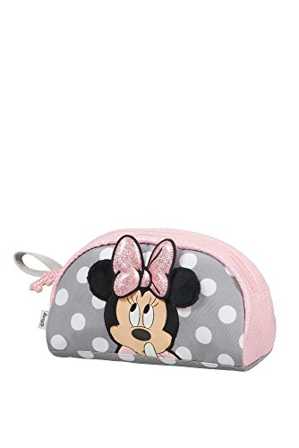 Samsonite Disney Ultimate 2.0 Toiletry Bag 23 Cm, 3 L, Multicolore (Minnie Glitter)