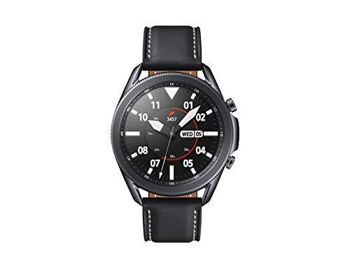 Oferta de SAMSUNG Galaxy Watch 3 (Bluetooth) 45mm - Smartwatch Mystic Black