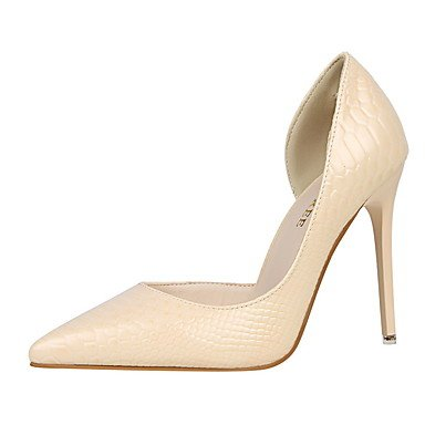 Moda Donna Sandali Sexy donna tacchi tacchi caduta / Punta Dress Stiletto Heel OthersBlack / verde / rosa / rosso / bianco / grigio chiaro / Pink