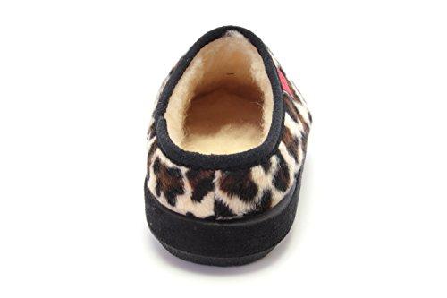Andres Machado.AM001.AUTHÉNTIQUES chaussons MADE IN SPAIN Unisex.Petites et Grandes Pointures. 26/50 Vache