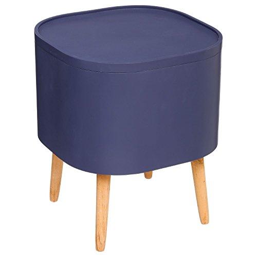 Stile scandinavo Colore GRIGIO Atmosphera 2 in 1 Tavolino Contenitore