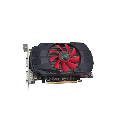 ELENXS HD6850 1GB GDDR5 128 Bit Video Grafikkarte Gaming Grafikkarte Desktop High Performance