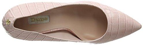 Dune Damen Aeryn Pumps Pink (Blush-Patent_Synthetic)