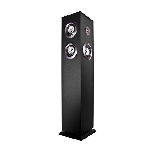 Energy Sistem Tower 8 - Equipo de Home Cinema (Bluetooth, panel tácti