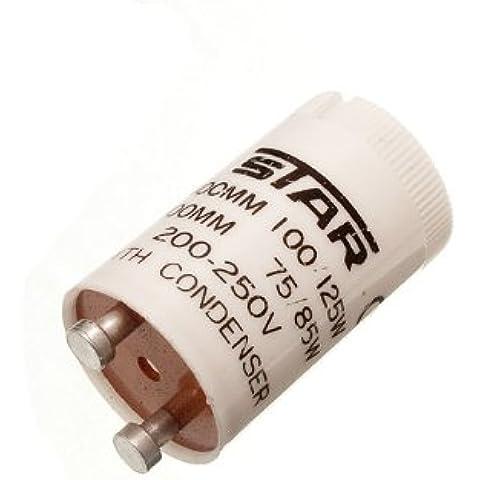 125W fluorescente striscia luminosa interruttore di avviamento unità (confezione da 5) - Fluorescente Avviamento