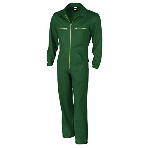Qualitex - Tuta da lavoro - Donna Uomo Verde verde 62