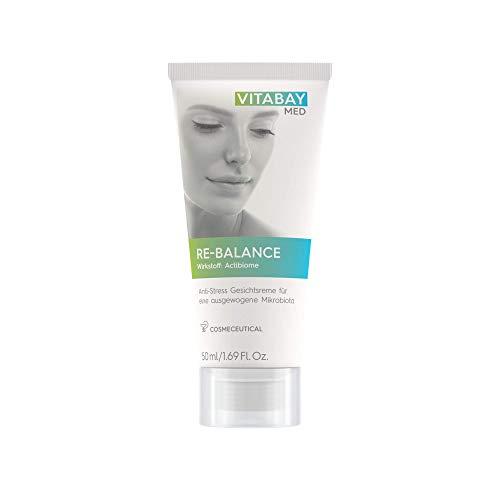 Re-Balance 50ml - Anti-Stress Gesichtscreme. Stellt das Gleichgewicht der Mikroflora her. Gegen...