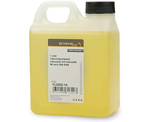 1000 ml Olio per Pompe per Vuoto 1 litro Olio per Vuoto Olio per Pompe per Vuoto Olio per Pompe per Vuoto Olio per compressori HV100 Olio Macch