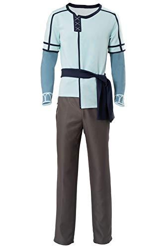 Karnestore Sword Art Online Alicization Eugeo Outfit Cosplay Kostüm Herren XL