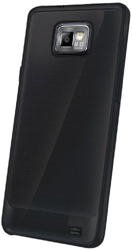 Celly Cover in TPU per Samsung Galaxy S2, Nero