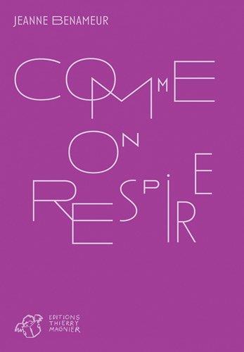 Comme On Respire [Pdf/ePub] eBook