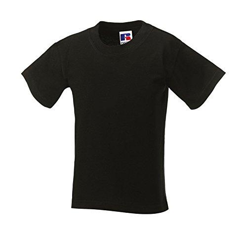 leichtes T-Shirt Black