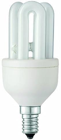 Philips 80105010 GENIE ES 8W 865 E14 Energiesparlampe Lichtfarbe