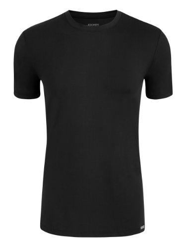 jockeyr-herren-microfiber-t-shirt-kurzarm-22311812-schwarz-grosse-xl