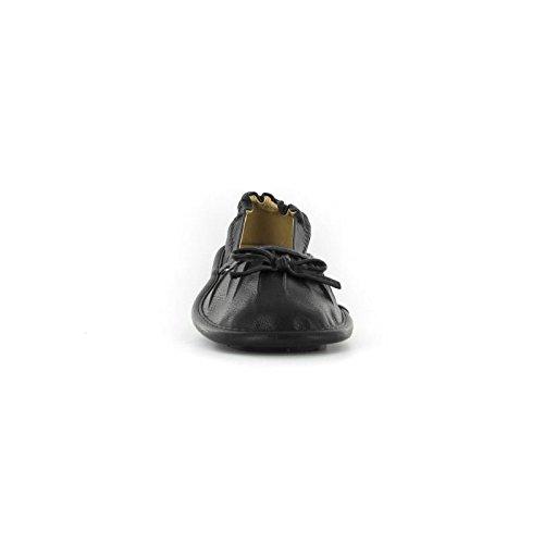 Ballerines femme cuir Sup 36 - Taille - 36 Noir