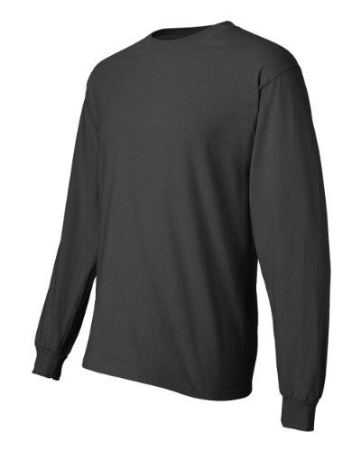 The Elevators auf American Apparel Fine Jersey Shirt Aschgrau Aprikose
