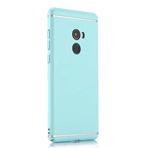 Casos Funda® Firmness para Smartphone Xiaomi Mi MIX 2 (Verde Menta)