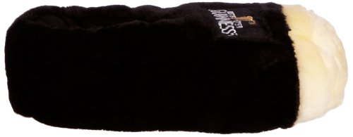 Guinness Official Merchandise Herren, Unterrock, Signature Pint Slippers Schwarz (Black)