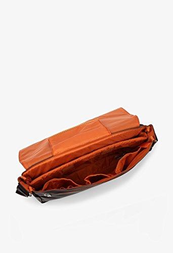 BREE Punch 49 | Umhängetasche | LKW-Planen Messenger Bag | blue mocca