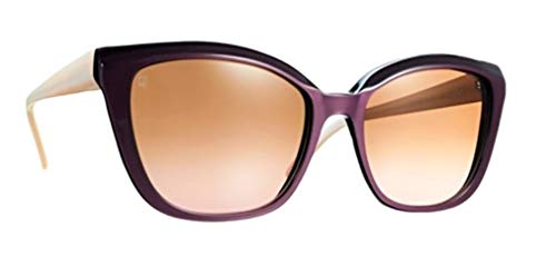 Caroline abram occhiali da sole donna celluloide eugenie 80