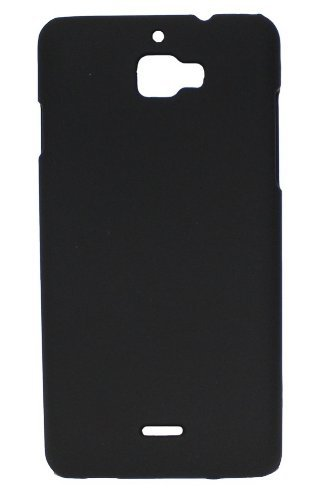 Tidel Ultra Thin and Stylish Rubberized Back Cover for Micromax A310 Canvas Nitro &A311  available at amazon for Rs.139
