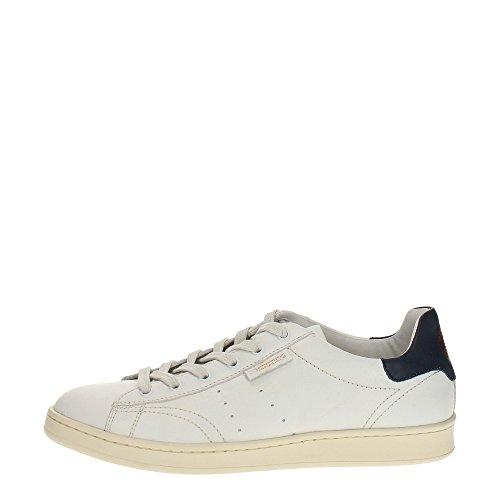 Docksteps DSE103134 Sneakers Uomo Pelle Bianco Bianco 46