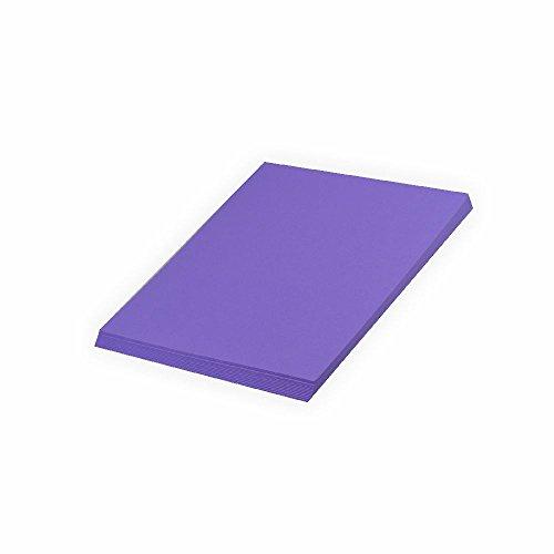 Fotokarton lila 300g/m², 50x70cm, 10 Bogen/Blätter