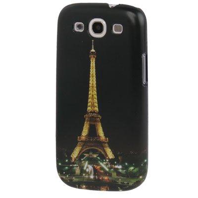 Rocina HardCase rivestimento posteriore per Samsung i9300 Galaxy S3 con Torre Eiffel illuminato