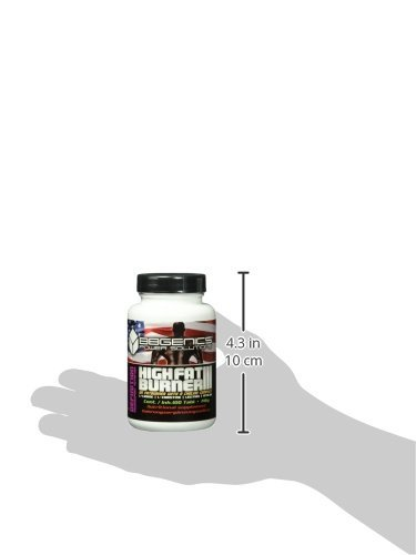 BBGenics, HighFat Burner III