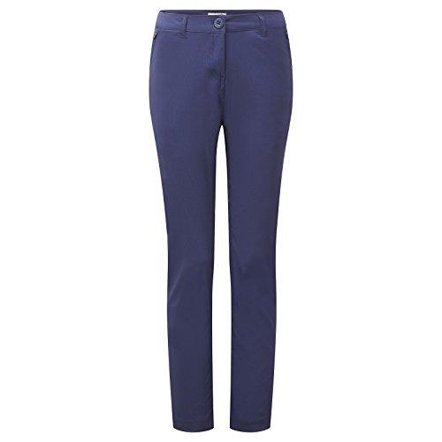 Craghoppers Women's Kiwi Pro Stretch Trousers – Size: 18 Short, Color: Twilight