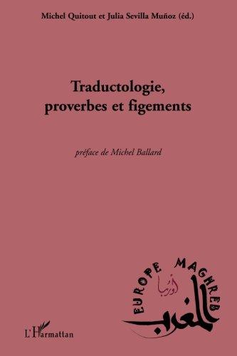 Traductologie, proverbes et figements