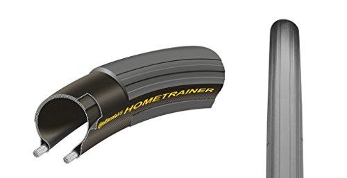 Continental Hometrainer II - Cubierta plegable Talla:28' 700x23C 23-622, negro