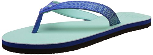 adidas Women's Brizo 4.0 Ws Broyal and Icegrn Flip Flops Moulded - House Slippers - 7 UK/India (40.7 EU)  available at amazon for Rs.399