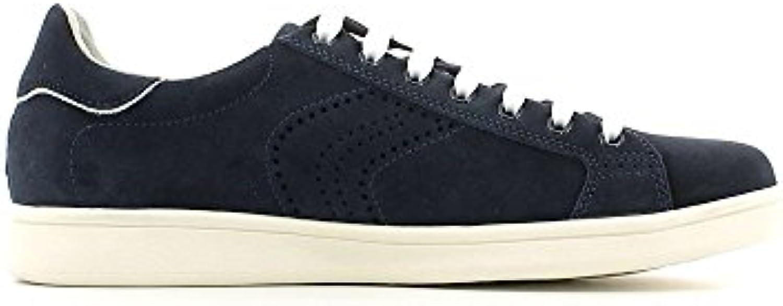 Geox U620LB 00022 Zapatos Hombre Azul 41  -