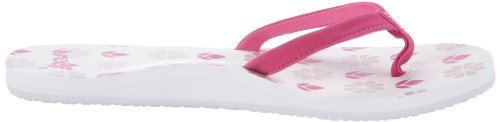 Reef SHORE-T R1549BUY, Infradito donna Bianco (Weiss (WHITE/PINK))