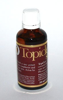 Topiclear Original #1 Huile Sérum éclaircissante 50 ml, éclaircit le visage, la peau, les mains, les coudes Par Sonik Performance