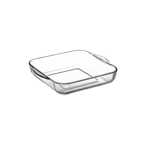 Borcam-Square Glas Auflaufform Servierform Pasabahce Neu